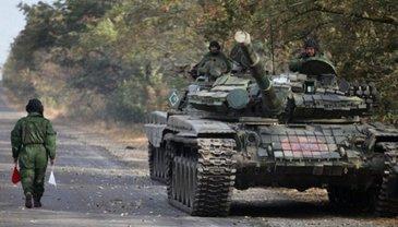 Куда боевики перебросили 60 танков - фото 1
