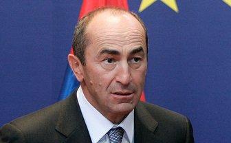 Президента Армении в 1998-2008 годах Роберт Кочарян - фото 1