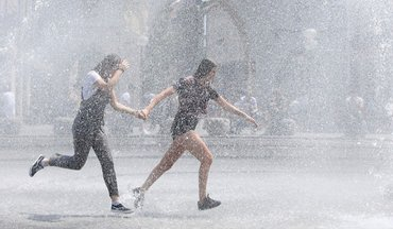 Прогноз погоды на сегодня: дожди, грозы и жара - фото 1