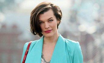 Милла Йовович стала лицом модного дома - фото 1