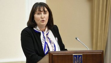 Наталья Корчак - координатор по гендерному равенству в НАПК - фото 1