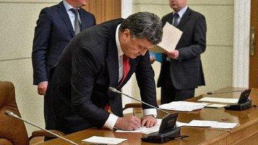Порошенко отменил поправки в закон об Антикоррупционном суде - фото 1