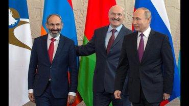 Армения откалывается от России - фото 1