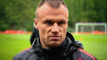 Бывший футболист сборной Украины отдыхает в оккупированном Крыму - фото 1