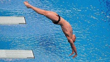 Чемпионат Европы по прыжкам в воду-2019 пройдет в Киеве - фото 1