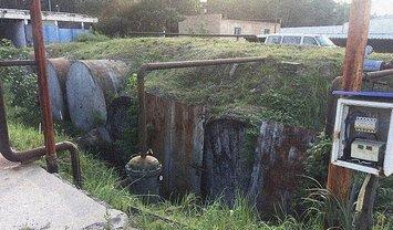 В Киеве обнаружили подпольные нефтехранилища - фото 1
