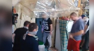 Бунт в Лукьяновском СИЗО завершен - фото 1