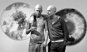 Художник Марк Куинн выставит свою новую работу, скульптуру Зомби Боя, в лондонском музее науки. - фото 1