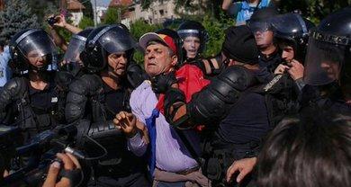 Антиправительственный митинг: в Румынии открыли уголовное дело против полиции - фото 1
