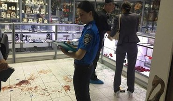 Ограбление ювелирного магазина совершили иностранцы - фото 1
