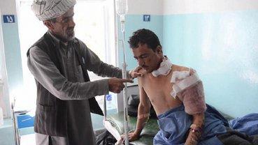 В Афганистане расстреляли 200 боевиков - фото 1