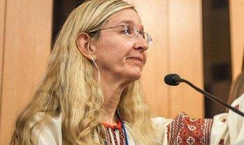 Ульяна Супрун заявила об увольнении скандальной сотрудницы, отказавшейся лечить АТОшника - фото 1