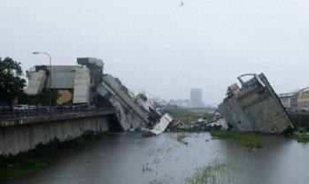 В Италии подадут в суд на компанию, отвечавшую за ремонт рухнувшего моста - фото 1