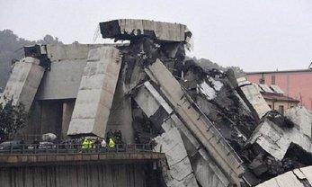 Обвал моста в Италии: пострадали украинцы - фото 1