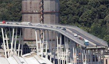 Разрушенный мост представляет угрозу для людей - фото 1