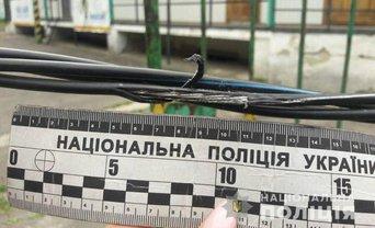 В Ровно ребенок схватился за поврежденный провод и умер - фото 1