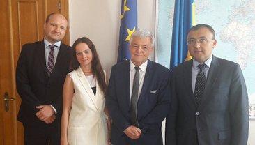 Василий Боднар встретился с послом Польши в Укране - фото 1
