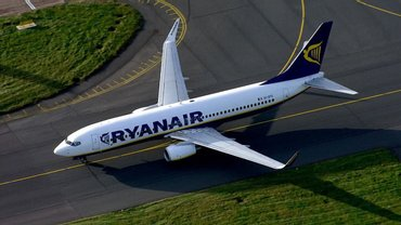 Ryanair начала распродажу билетов для украинцев от 13 евро - фото 1