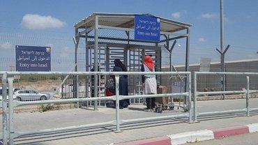 Израиль закрыл пункт пропуска на границе с сектором Газа - фото 1