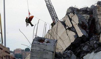 В Генуе число погибших из-за обвала моста возросло до 42 человек - фото 1