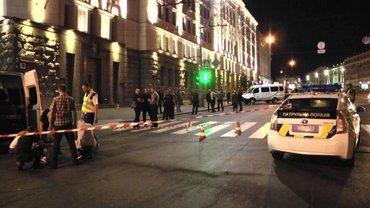 В стрельбе у Харьковского горсовета мог принимать участие еще один преступник - фото 1