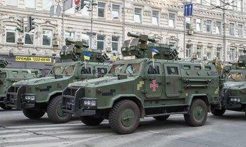 В Киеве прошла репетиция грандиозного парада ко Дню Независимости-2018 - фото 1