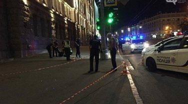 Нападение на горсовет Харькова: известно, кто убил жену стрелка - фото 1