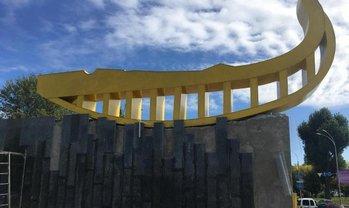 В Киеве продолжают строить объект к финалу Лиги чемпионов - фото 1