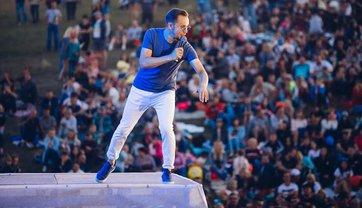 "Артем Гагарин провел ""Kvartal FEST"" для 150 тысяч украинцев - фото 1"
