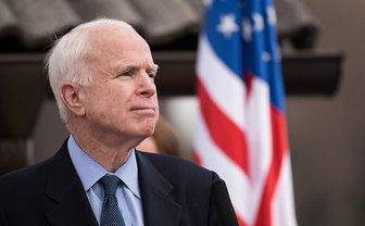 Имя Маккейна может быть увековечено в Киеве - фото 1