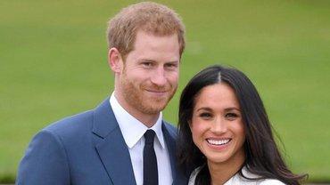 Принц Гарри с обворожительной супругой - фото 1