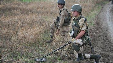 Украина готовится к созданию фонда по разминированию - фото 1
