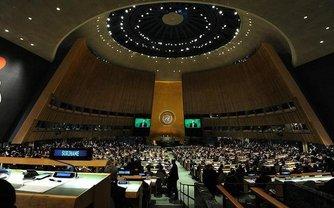 В ходе Генассамблеи ООН будут говорить о российской деятельности в Азовском море - фото 1