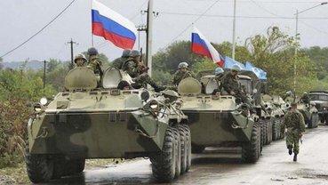 Российские войска проводят провокационные учения в ПМР - фото 1