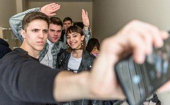 """Женя Лозенко стал частью команды """"Топ-модели по-украински"""" - фото 1"""