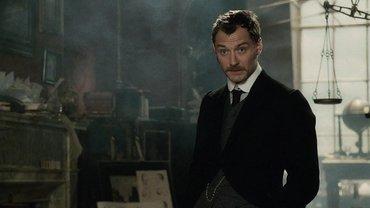 Шерлок Холмс-3: Джуд Лоу рассказал о фильме - фото 1