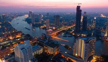 Бангкок может стать подводным городом - фото 1