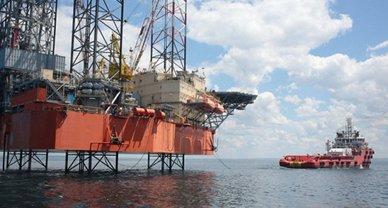 Русские добывают украинский газ в Черном море - фото 1