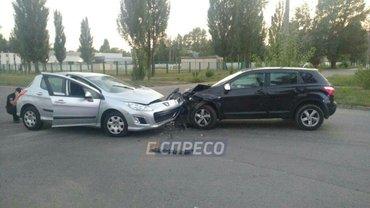 """Пьяный водител """"Пежо"""" сбежал вместе со своим другом - фото 1"""