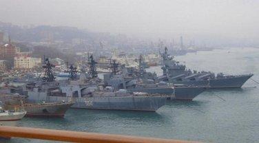 28 кораблей тихоокеанского флота РФ прошли вдоль японской границы - фото 1