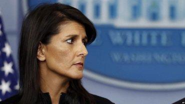Посол США в ООН Никки Хейли сообщила о встрече по ситуации в провинции Идлиб - фото 1