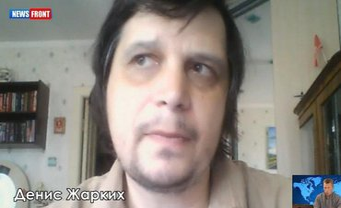 """Новый ведущий 112 канала в эфире """"Ньюсфронта"""" - фото 1"""