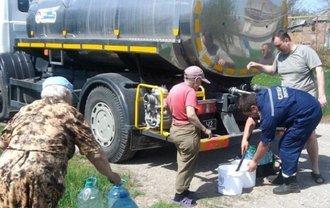 Жителей Авдеевки опять лишили воды - фото 1