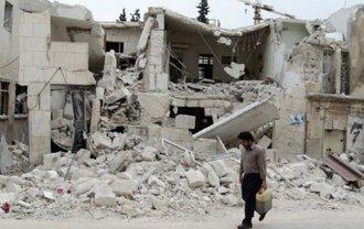 Асад решил использовать хлор против мирных жителей и повстанцев - фото 1