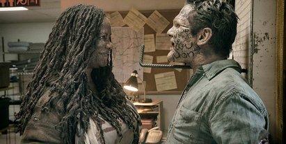 Бойтесь ходячих мертвецов 4 сезон 14 серия: промо онлайн - фото 1