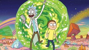 Рик и Морти назван лучшим мультсериалом - фото 1