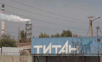 """На заводе """"Крымский титан"""" проводили ремонтные работы - фото 1"""