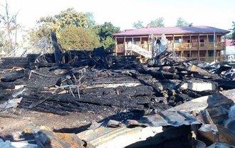 """Полицейские возобновили работу над делом о пожаре в лагере """"Виктория"""" - фото 1"""