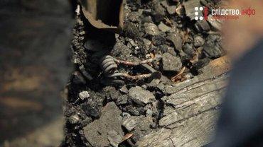 На пепелище нашли еще один кипятильник - фото 1