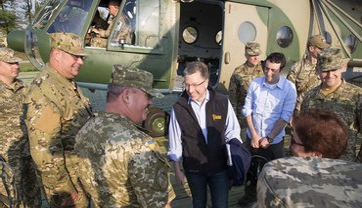 США готовы помогать Украине с обороноспособностью - фото 1